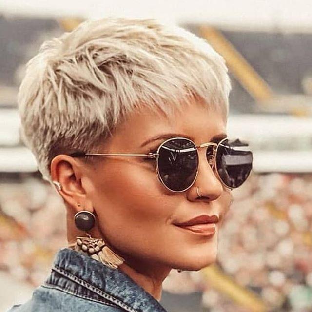 70 Top Pixie Cut Blond Für Frauen