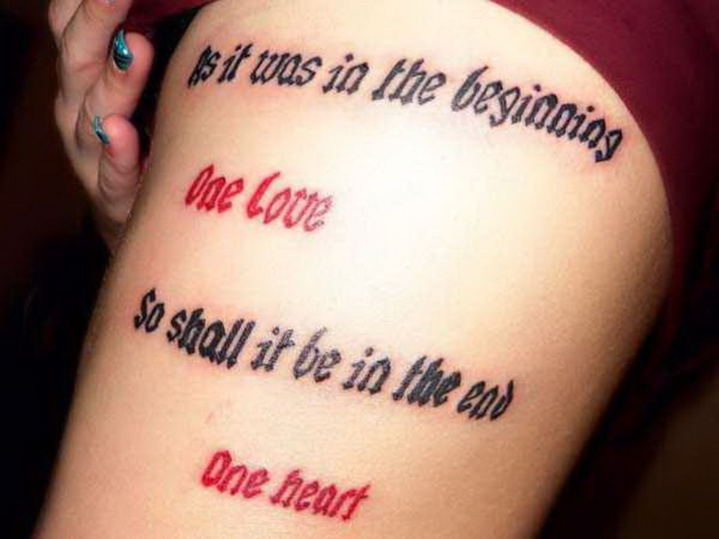 Bob Marley e love e heart my next tattys 30 Good Tattoo Quotes You Will Love To Engrave