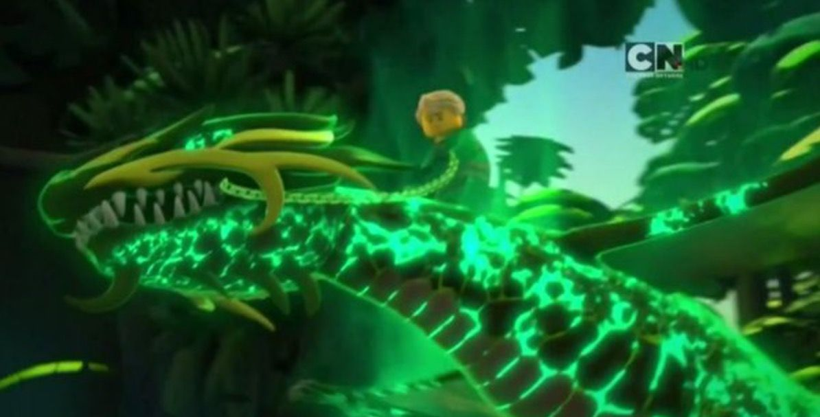 Epic picture of Lloyd on his energy dragon! | Go Ninja Go ...