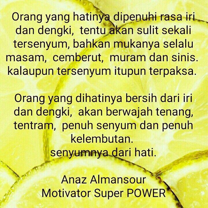 Kata Motivasi Untuk Orang Dengki Cikimmcom
