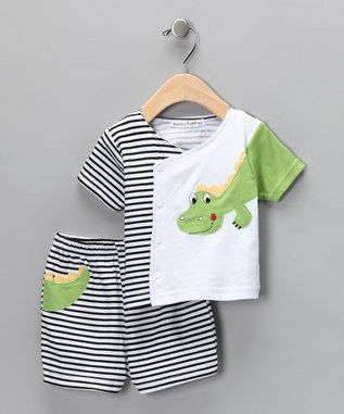 This is cute for little boys and their baby brothers.