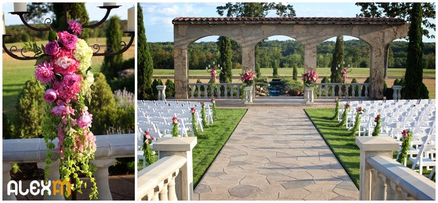Fabulous place to get married...oh yes please!! The Villa
