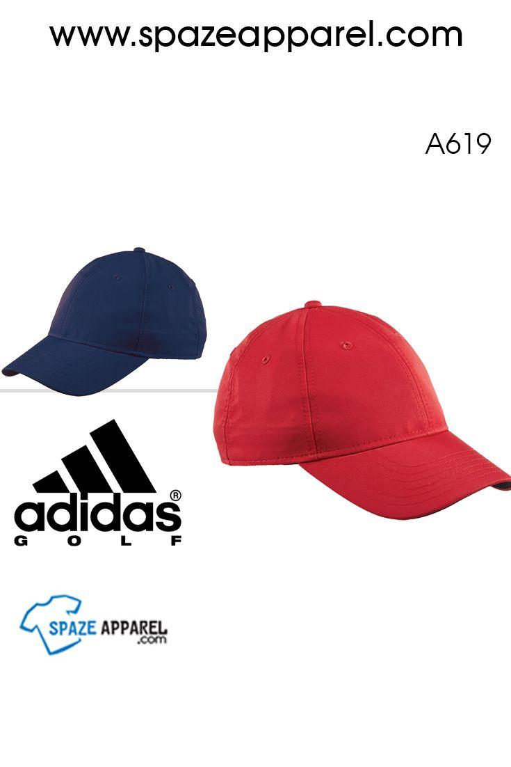 Hat Cap Headwear Sportswear Gollf Adidas Golf A619 Performance Max Front Hit Relaxed Cap Adidas Golf Adidas Golf Outfit