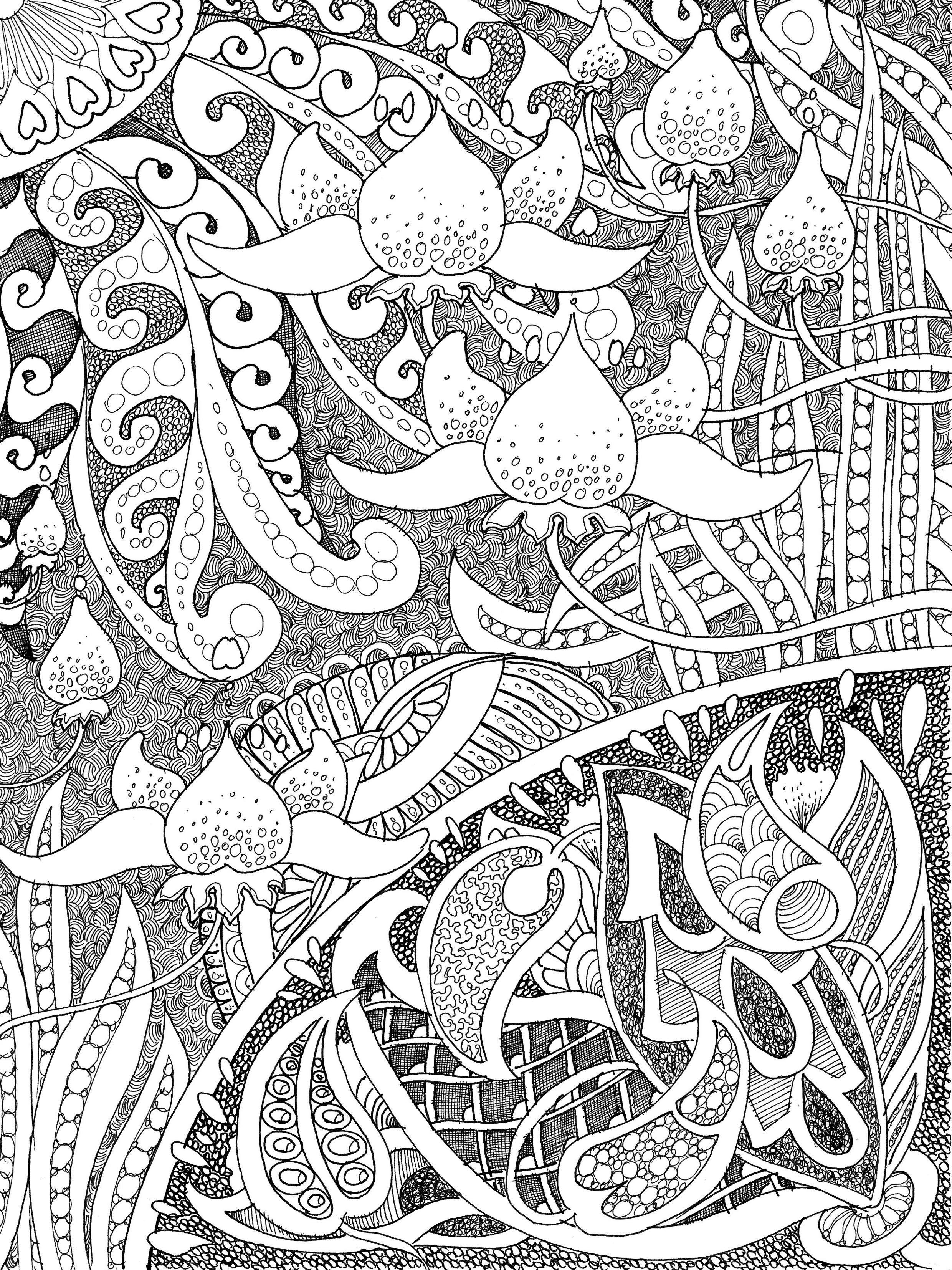 Excepcional Diseño Fresco Para Colorear Inspiración - Dibujos Para ...