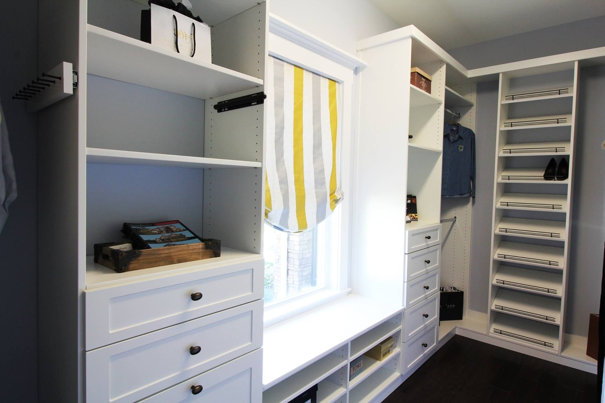 pin by closet factory on walk in closet organizers chest of drawers design modular closets. Black Bedroom Furniture Sets. Home Design Ideas