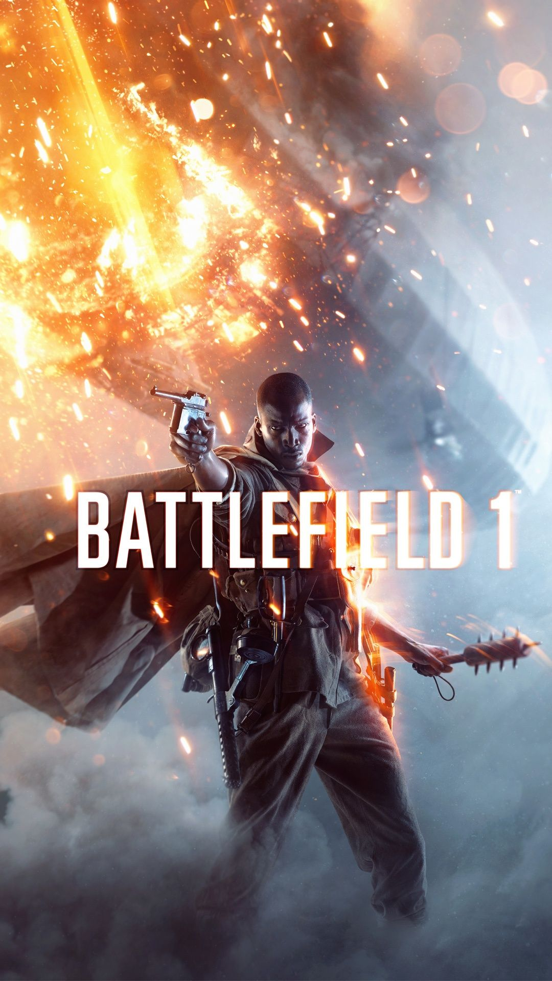 Battlefield 1 iPhone wallpaper Battlefield 1