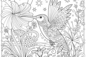 Coloring Pages Archives Page 2 Of 720 Design Kids Design Kids Bird Coloring Pages Animal Coloring Pages Hummingbird Colors