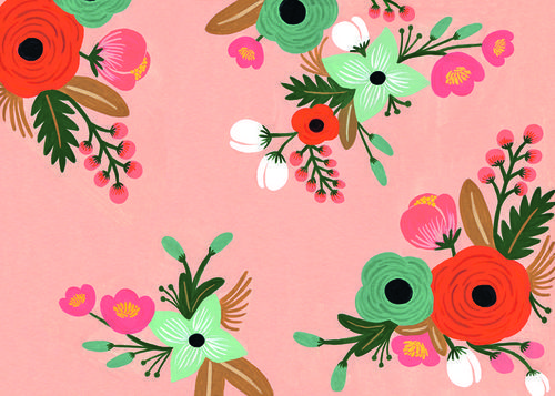 Floral Flower And Pattern Image Floral Prints Art Desktop Wallpaper Pattern Spring Desktop Wallpaper