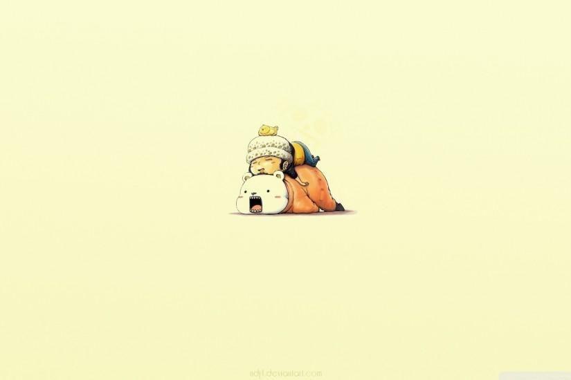 Roronoa Zoro One PieceMinimalist Wallpaper 4K by