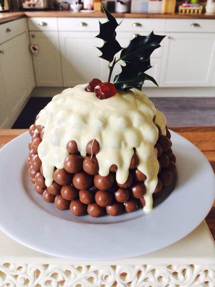 How To Make The Legendary Christmas Malteser Cake Cakes