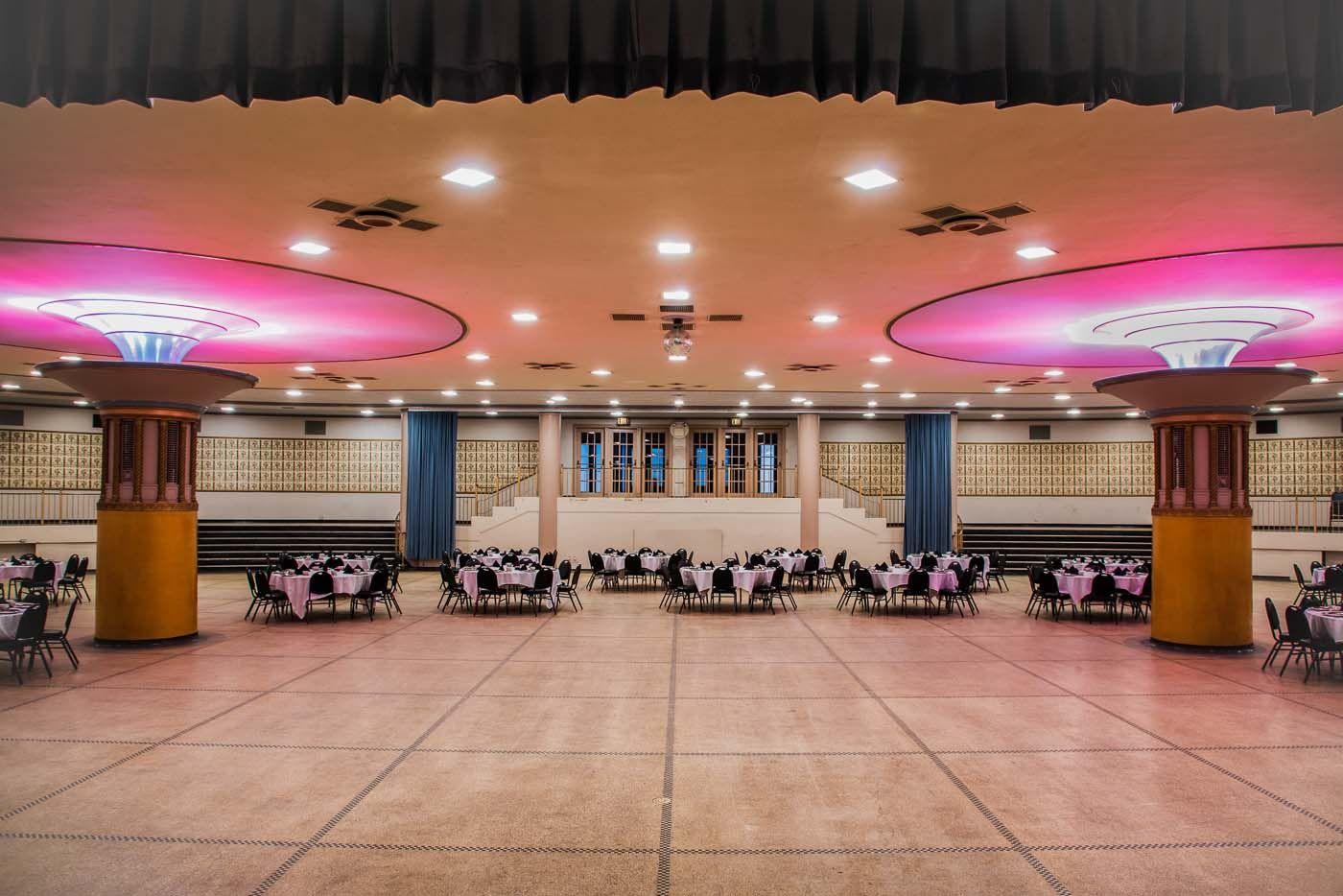 Fountain Ballroom The Detroit Masonic Temple Weddings