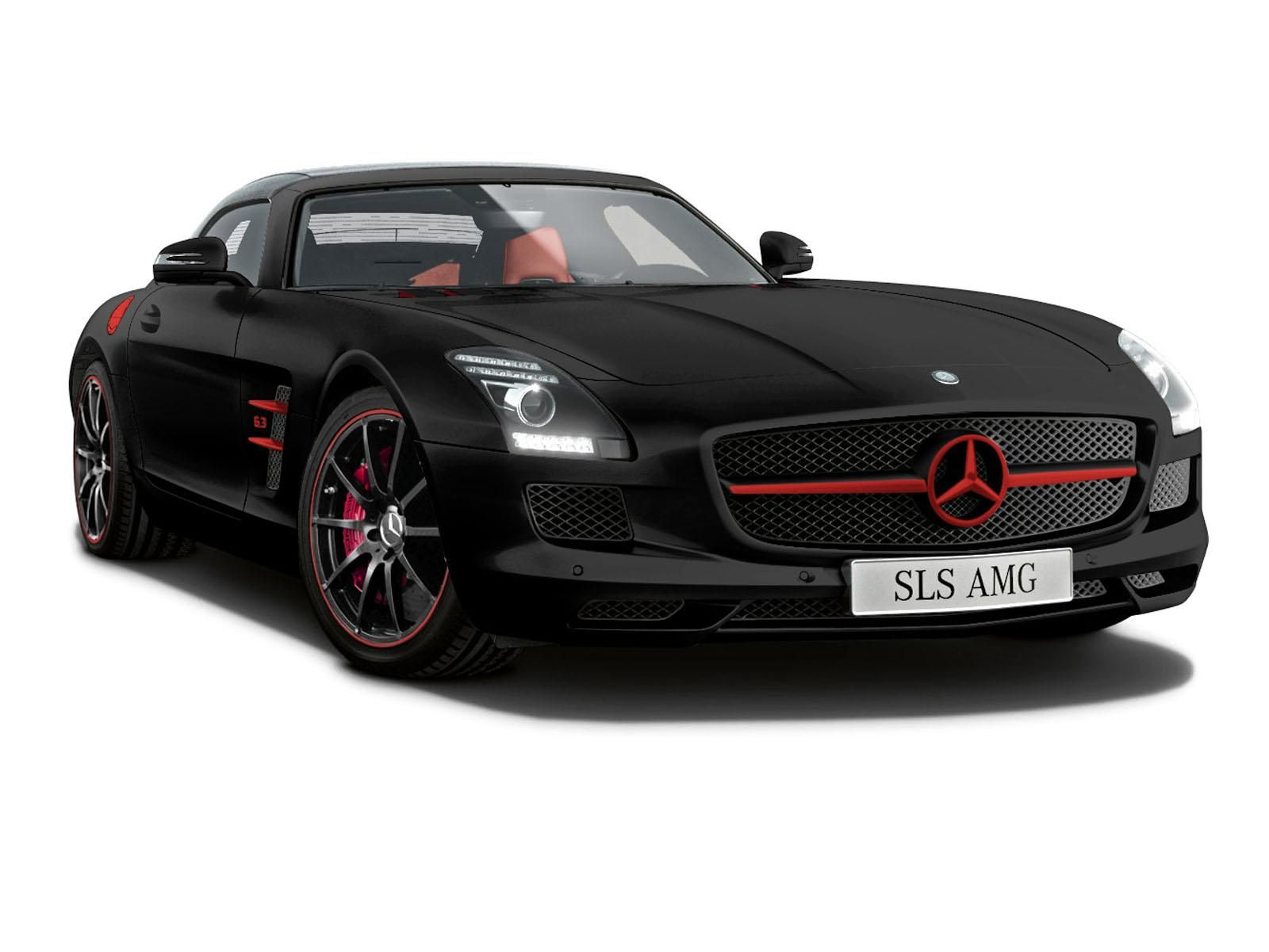 Mercedes Benz Sls Amg Matt Limited Edition With Images