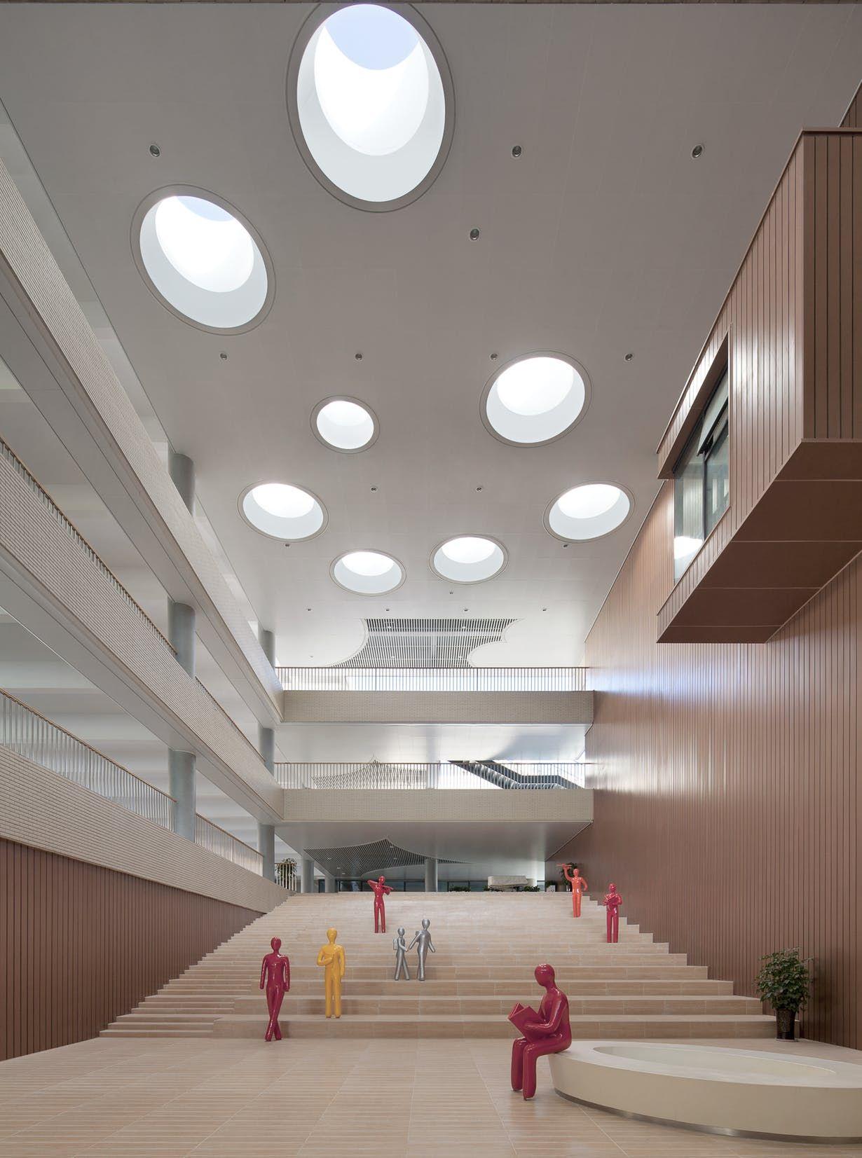 Experimental Primary School In Suzhou China