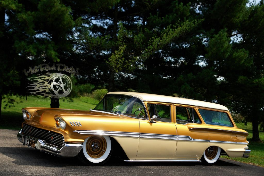 Chevrolet Other Bagged Air Ride Station Wagon Surfers Dream Cali