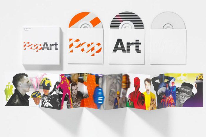 Pop Art Limited Edition Boxed Set Compilation Pet Shop Boys