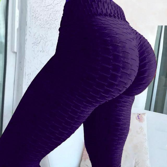 dfb8b86fa00df New Bumps Style Leggings Slim Pants | Products | Workout leggings ...