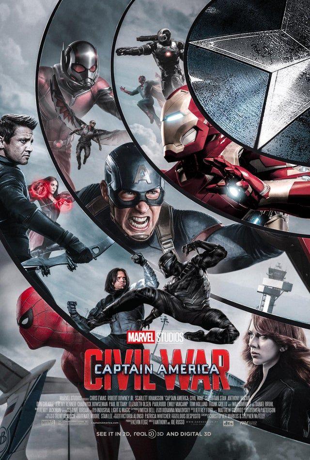 Captain America: Civil War (2016) [1500 x 2222]