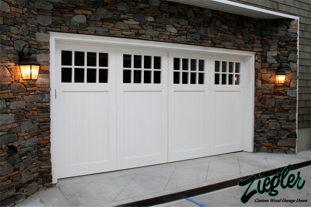 garage cottage pinterest paint decor panels w home and doors pin updated