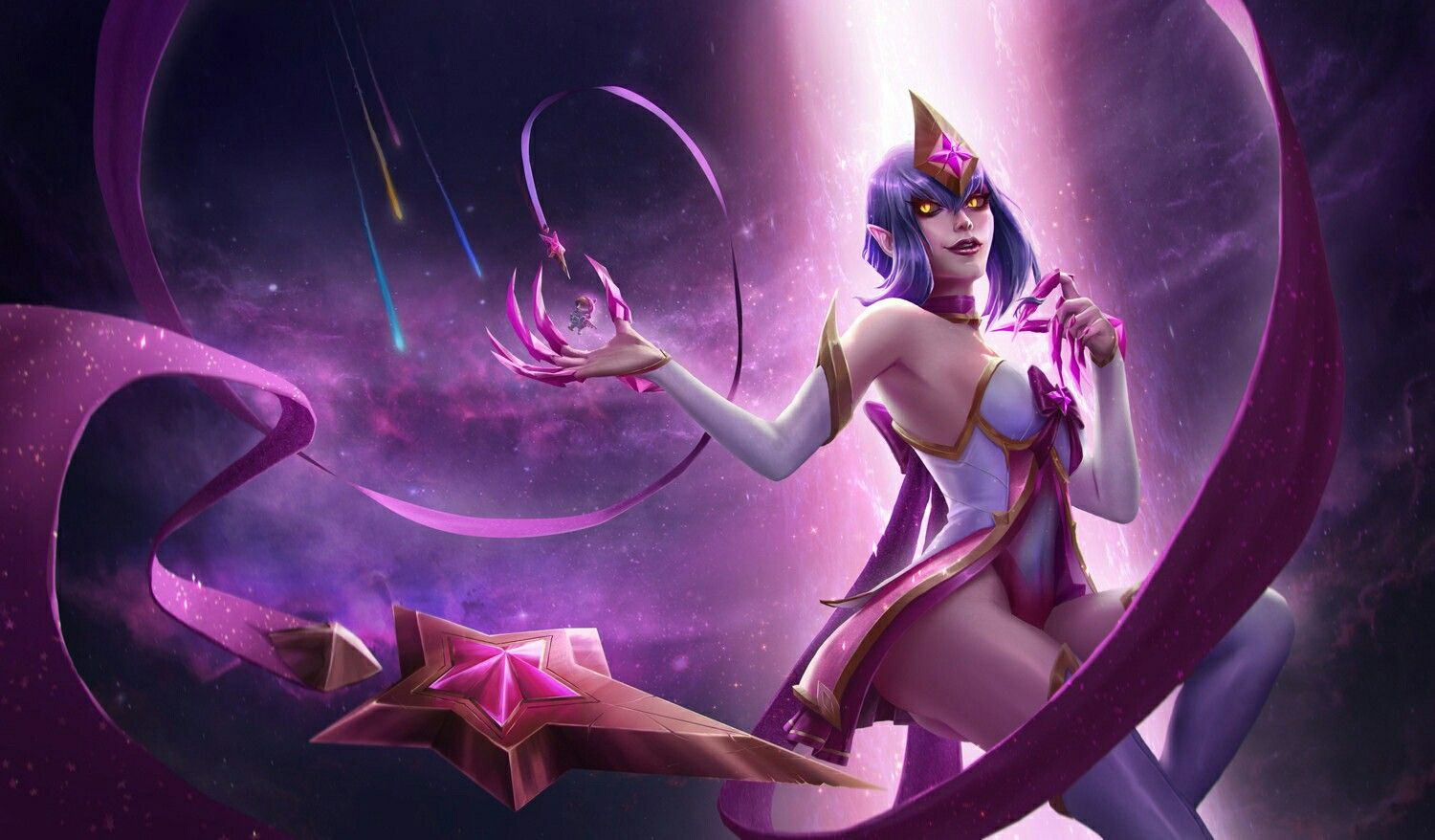 Holy moly star guardian evelynn