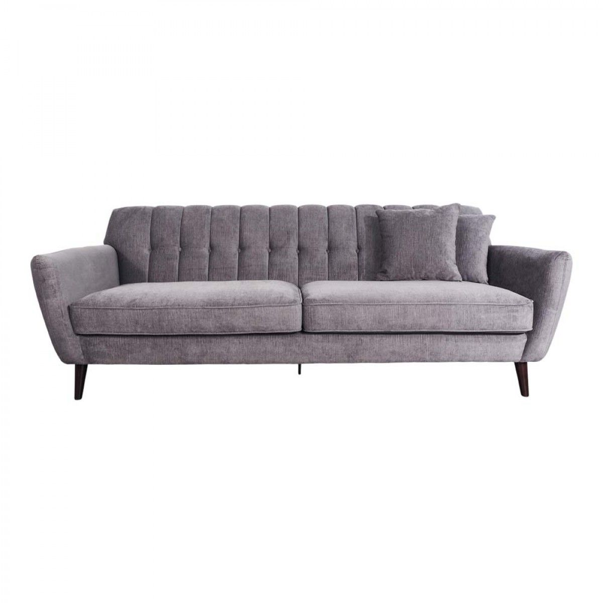 roseville 3 seater sofa fabric lounges upholstery kembla rh pinterest cl
