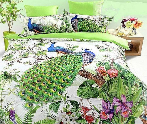 Pin Von Stefanie Gross Auf Bedding Peacock Bedding Bed Und