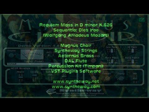 Requiem Mass in D minor K 626: Dies Irae (Wol… | Virtual