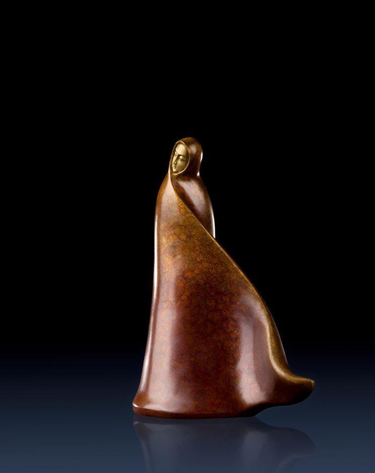 "Brass Master Home decor sculpture - Metal crafts ornaments statue - Beauty Aboard ""Lady Zhaojun"" 3010609 Special Price: $340.00 Links: http://www.amazon.com/gp/product/B00KJJHBHC"