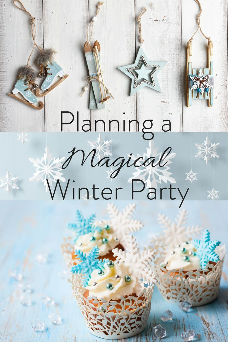 Planning a Magical Winter Party in 2020 (With images