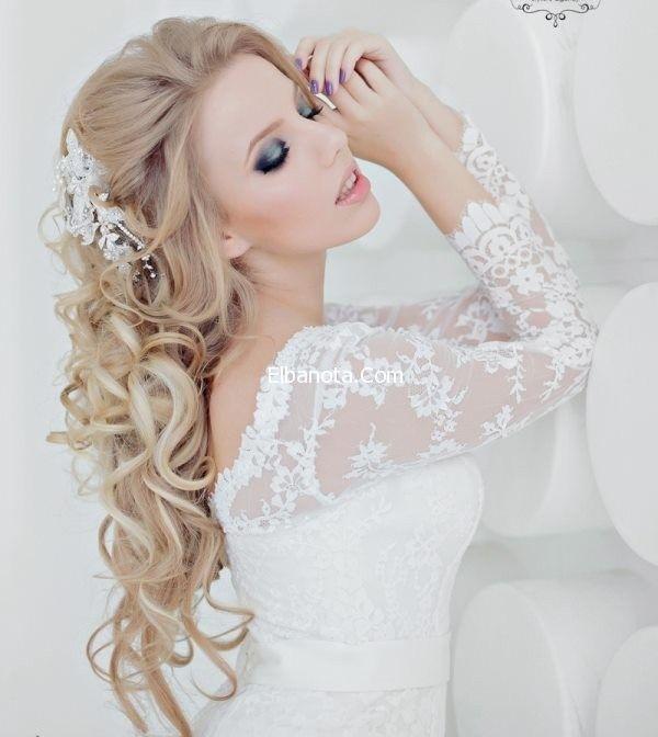 Pin By بنوته كافيه On المعطف الأحمر يتربع على عرش الموضة لشتاء 2014 Elegant Wedding Hair Short Wedding Hair Wedding Haircut