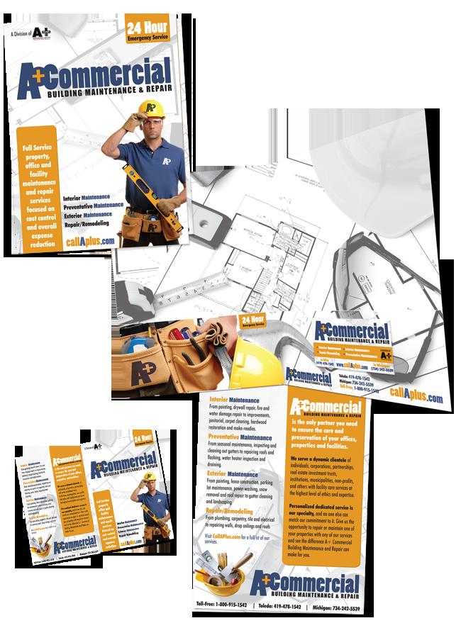 Graphic Design Pocket Folder Inserts Corporate Collateral Package Folder Handout Design Pocket Folder Blog Logo Design Working
