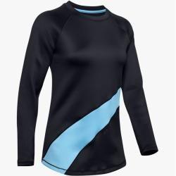 Photo of Damen ColdGear® Armour Langarmshirt mit Grafik Under Armour