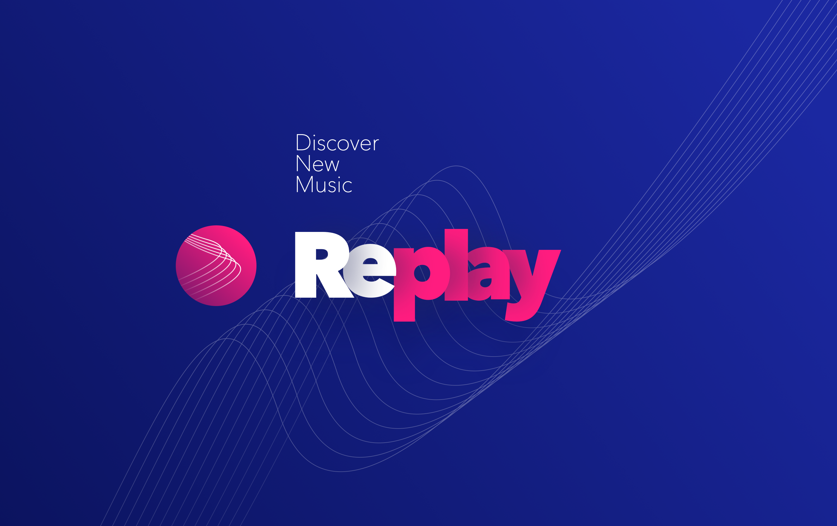 Replay finds new music and sends it to your ears.