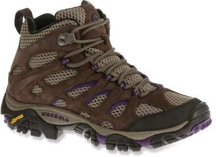 Merrell Moab Ventilator Mid Hiking Boots - Women's - REI.com