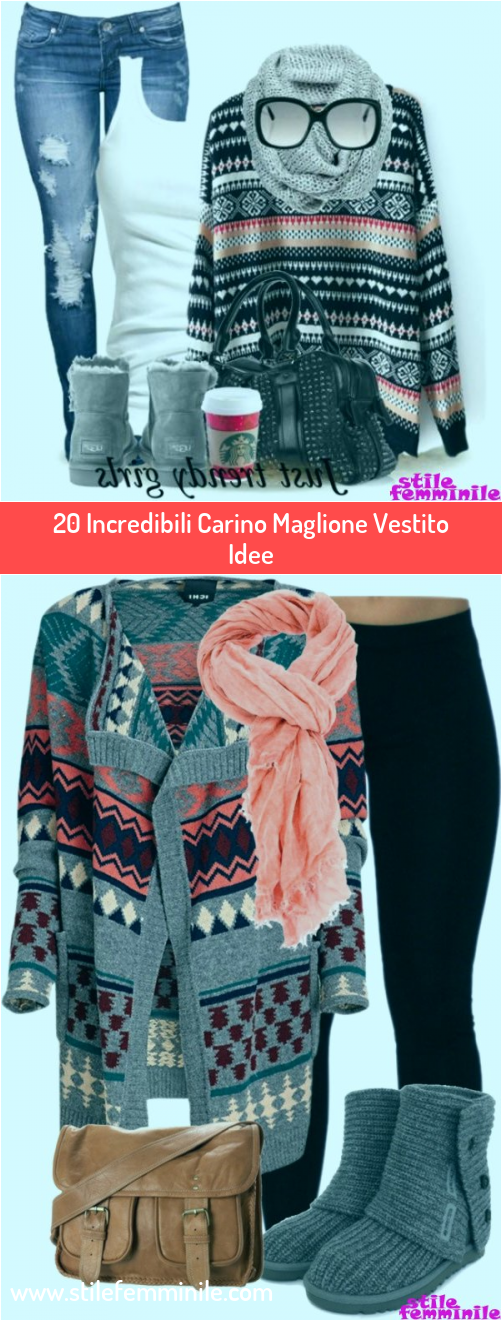 Photo of Super 20 Incredibili Idee per un maglione carino Incredibile Super 20 Incre …