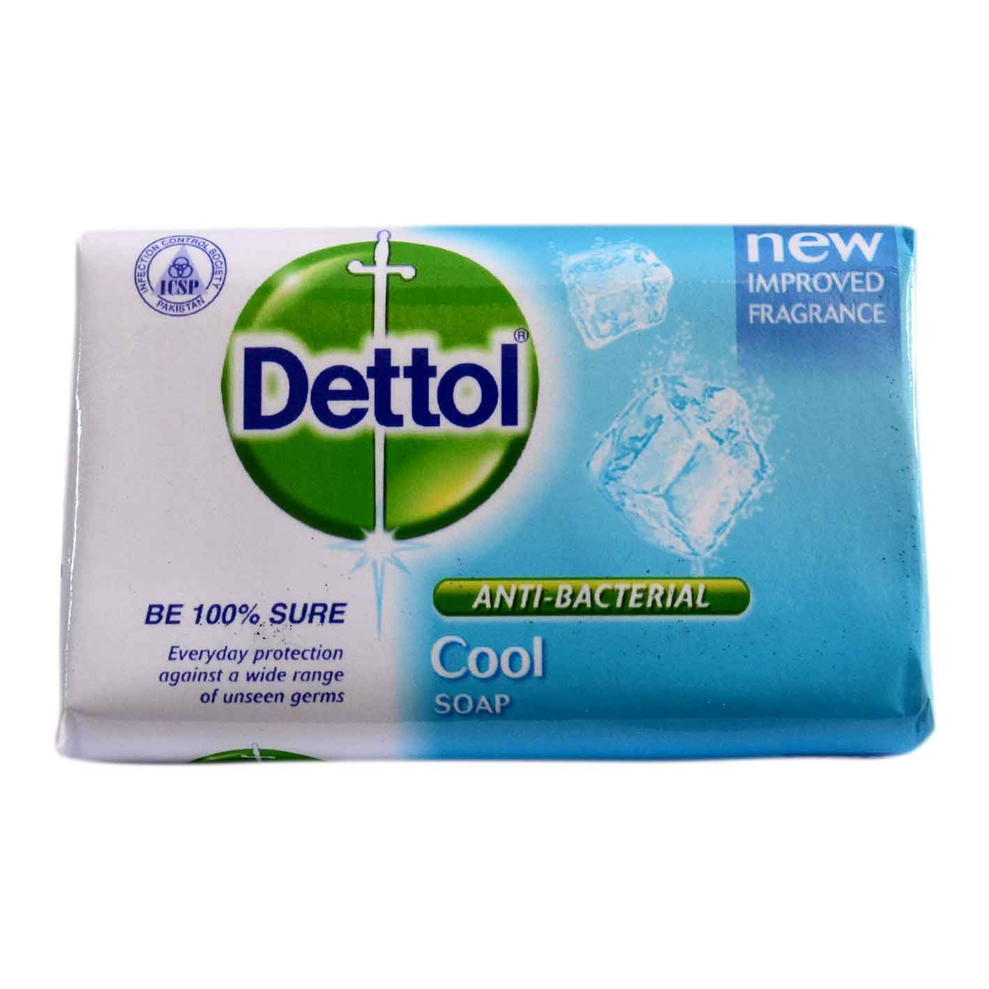 Dettol Pk Cool Soap Quickneasy Soap Health And Beauty Cool Stuff