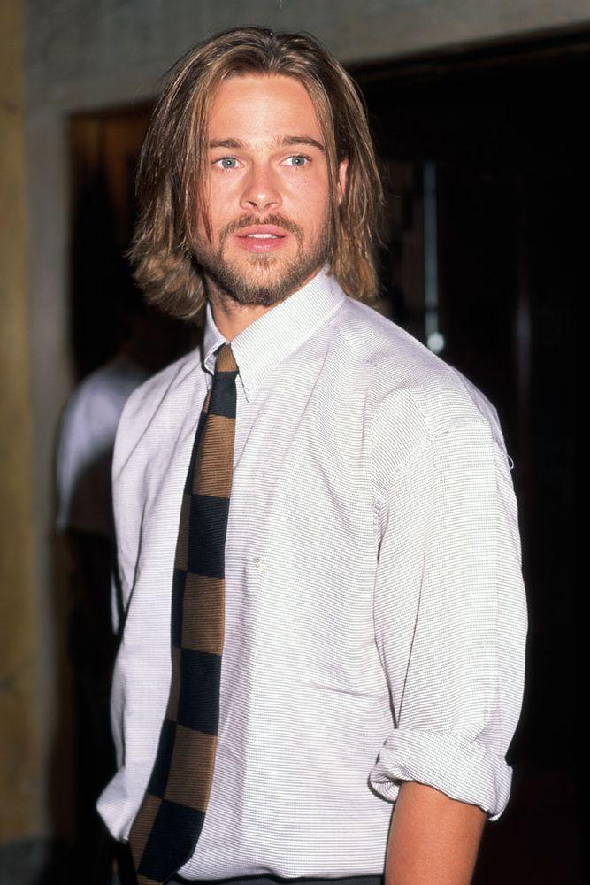 Instrucciones brad pitt peinados Galería de cortes de pelo tutoriales - Las 50 caras de Brad Pitt | Películas de brad pitt, Brad ...