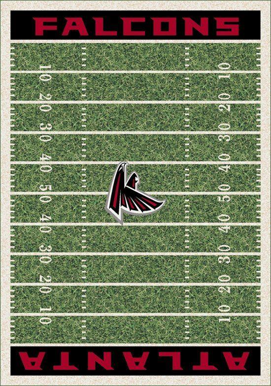 Atlanta Falcons Field 1006 Nfl Milliken Rugs Rugs By