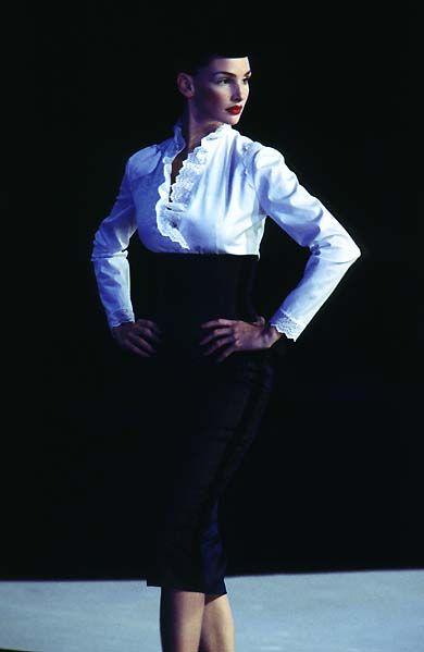 1996-97 - Galliano 4 Givenchy