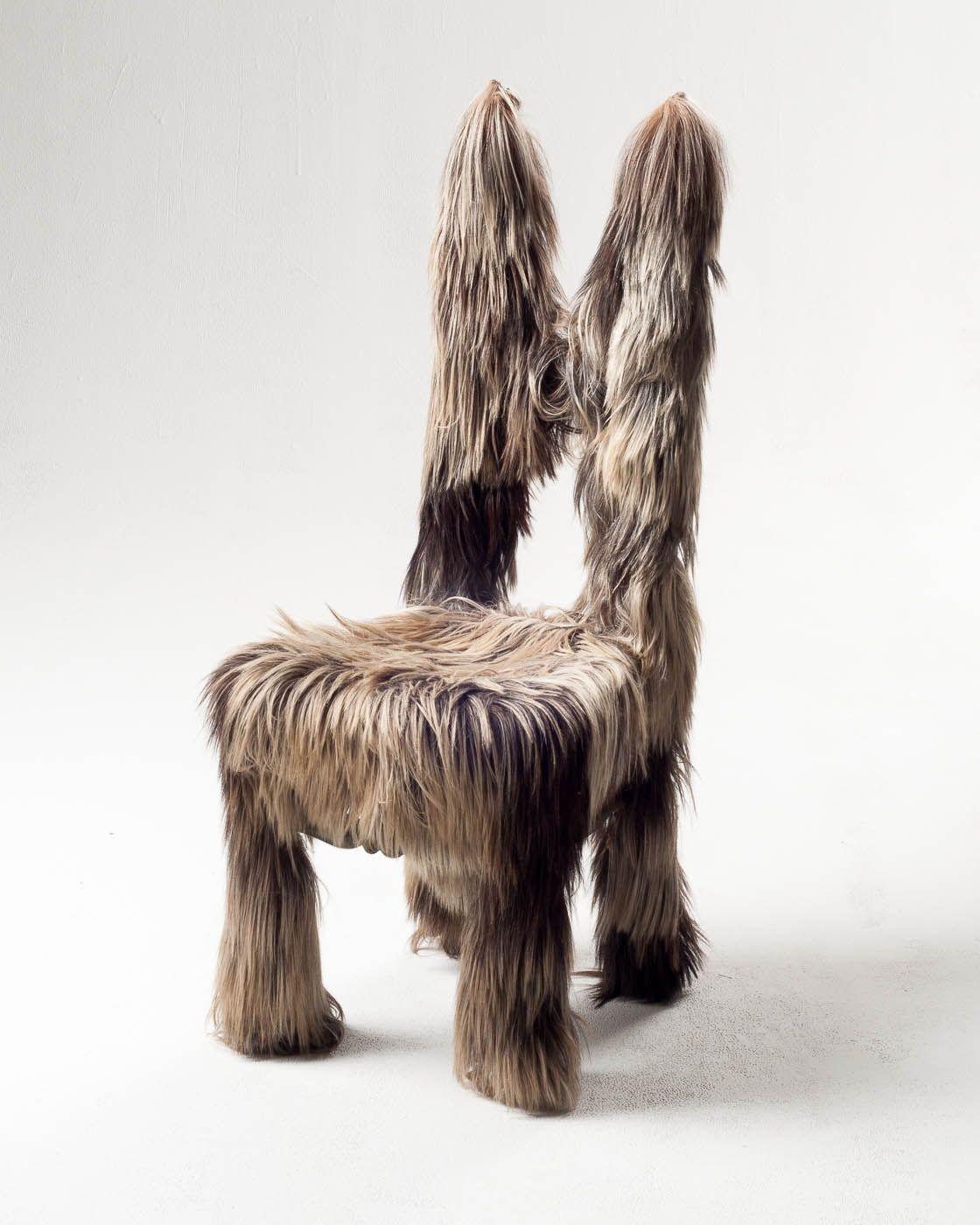 Hairy Chair
