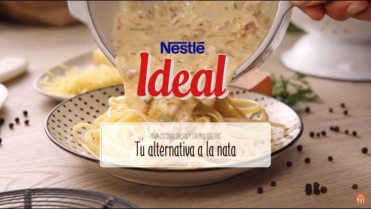 Image Result For Receta Espaguetis Leche Evaporada