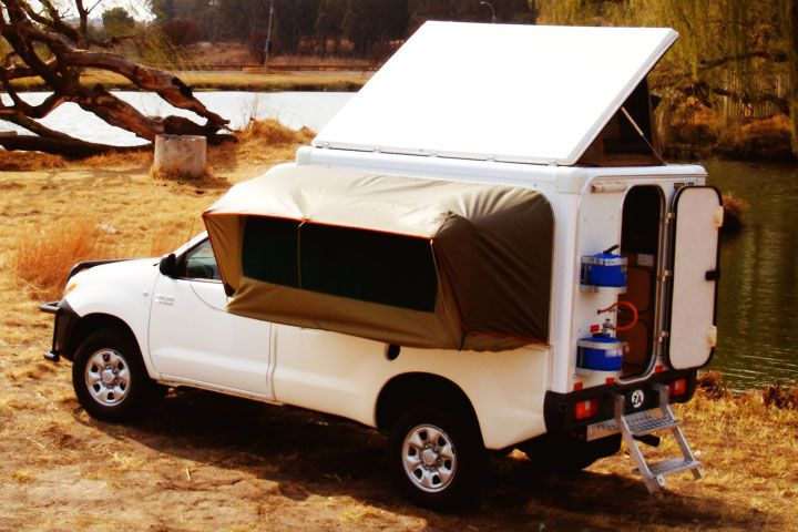 Truck Camper Of The Day Defineyourroad Truck Camping Pickup