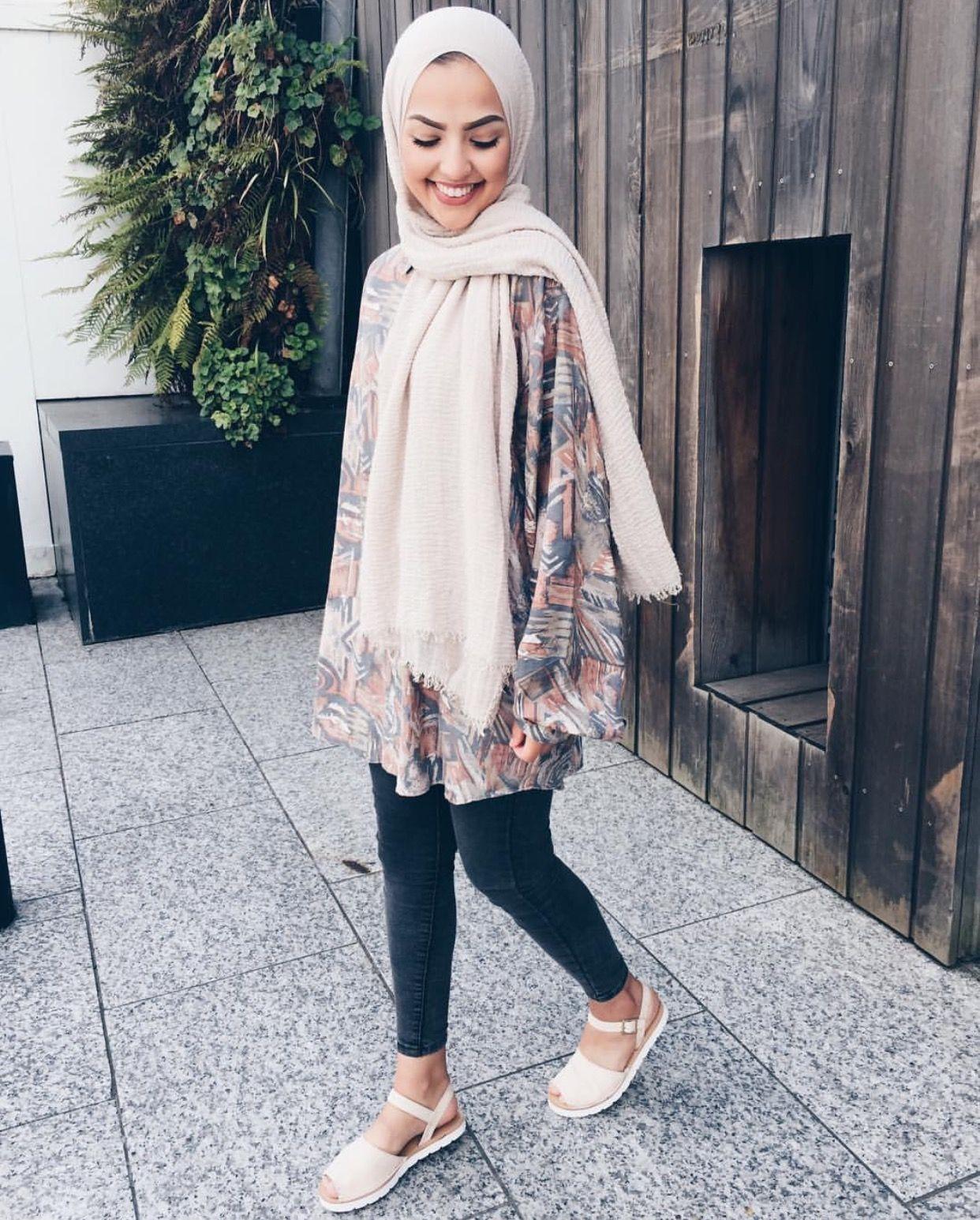 Pingl Par Daniya Baig Sur Hijabi Fashion Pinterest