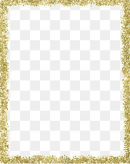 Gold Glitter Background Illustration Gold Sequin Bokeh Lights Element Golden Rectangle Rectangle Clipart Background Illustration Png Transparent Clipart Imag
