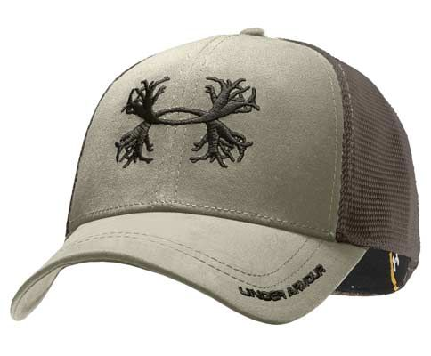 under armour white camo hat