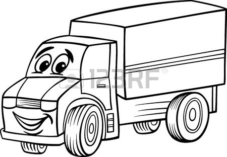 Stock Vector With Images Black And White Cartoon Cartoon