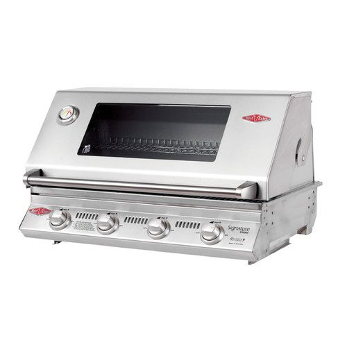 Barbeques Galore Turbo 3 Burner Built In Gas Grill Wayfair