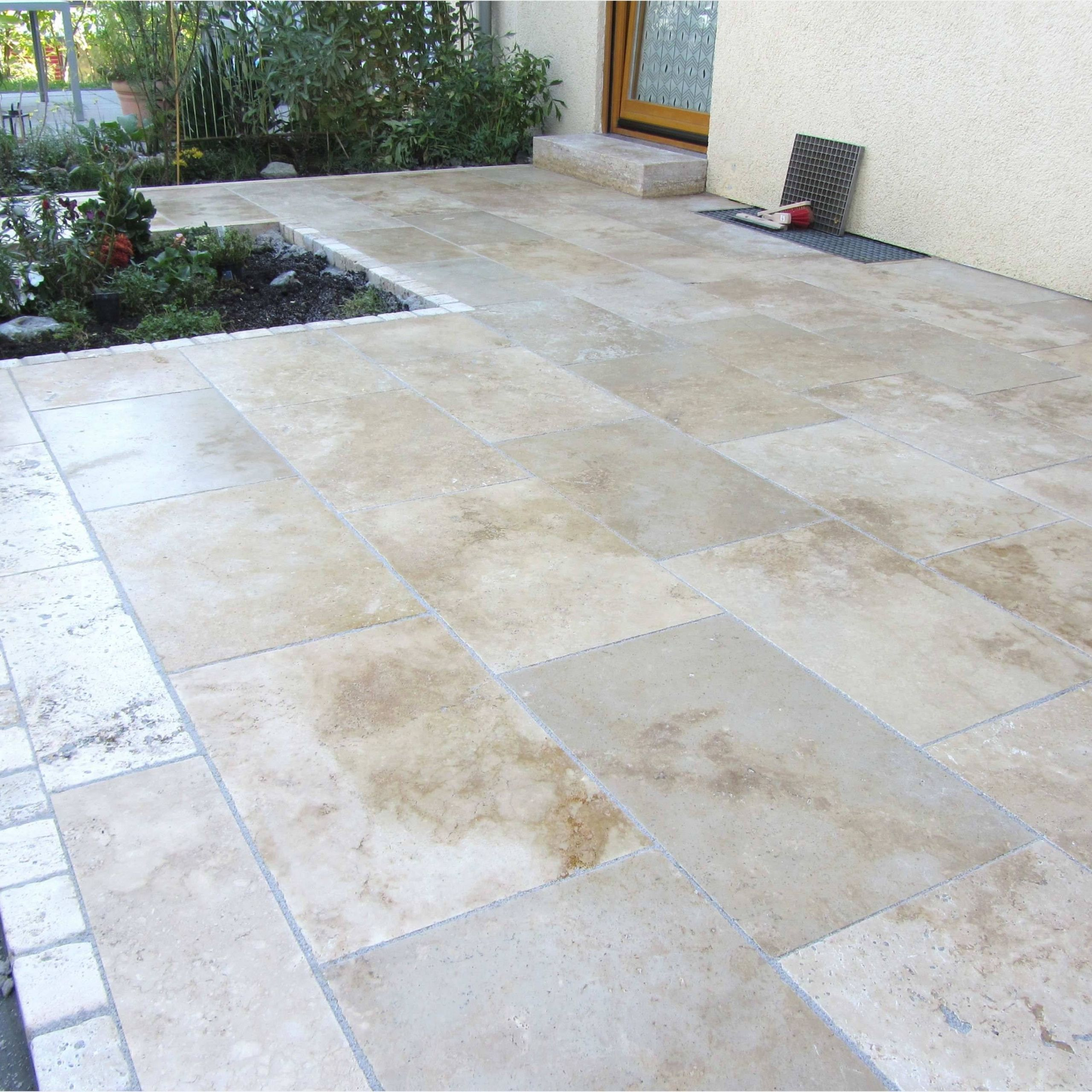 Terrassenplatten Kunststoff Holzoptik   Terrassenplatten ...