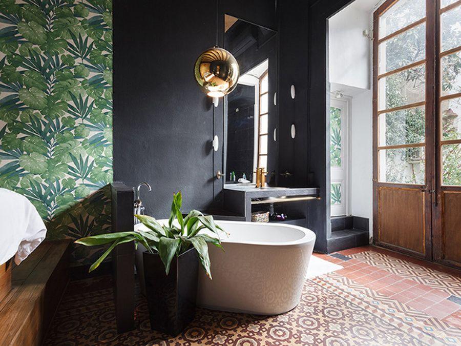 Todo lo que un baño ideal tiene que tener #hogarhabitissimo #baño #hidráulicas #bañera