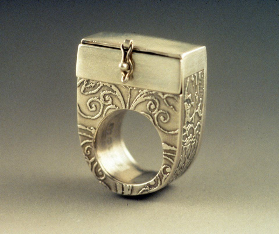 hallam pearse jewelry hollow rings