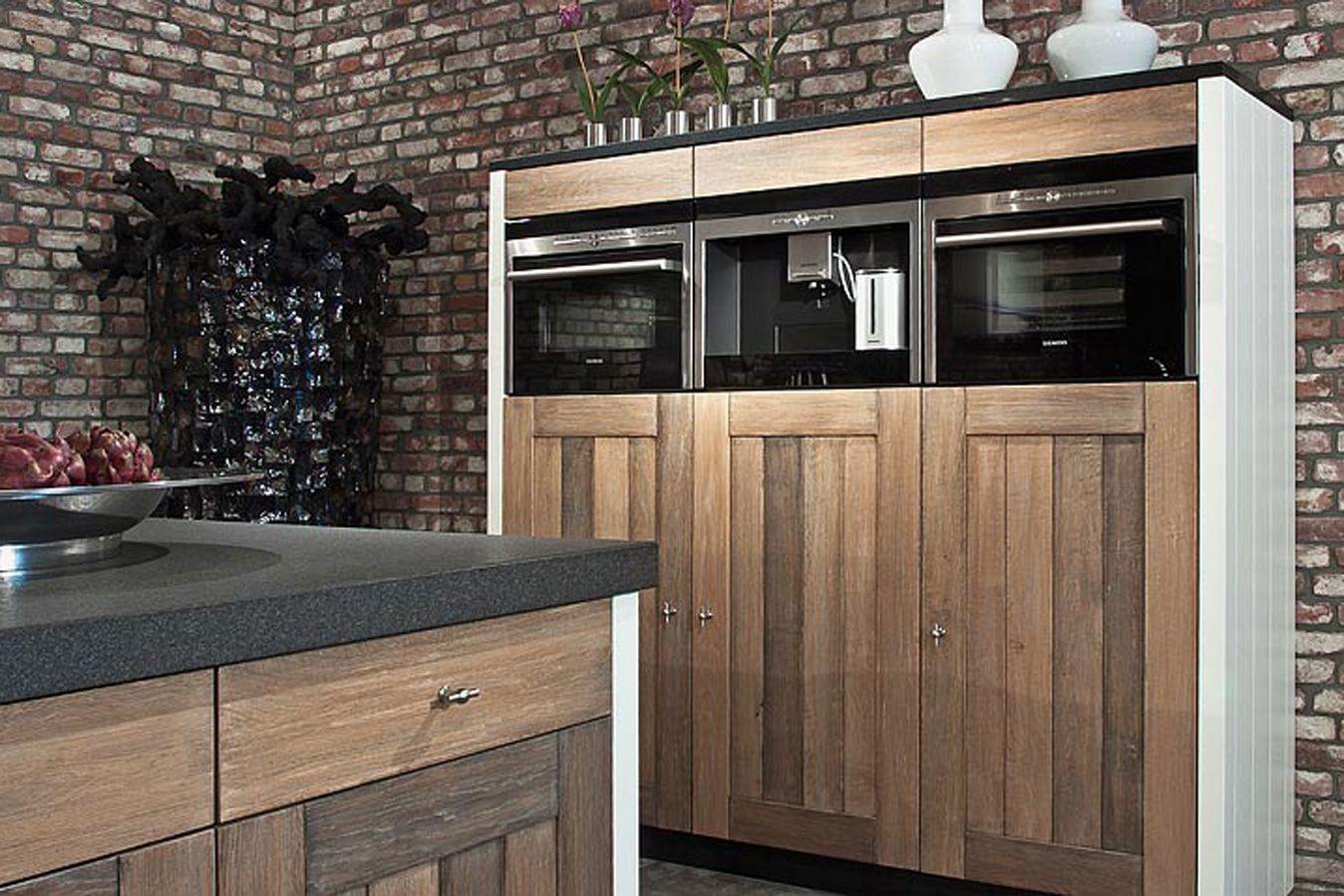 Een houten keuken is een echte sfeermaker een houten keuken uit